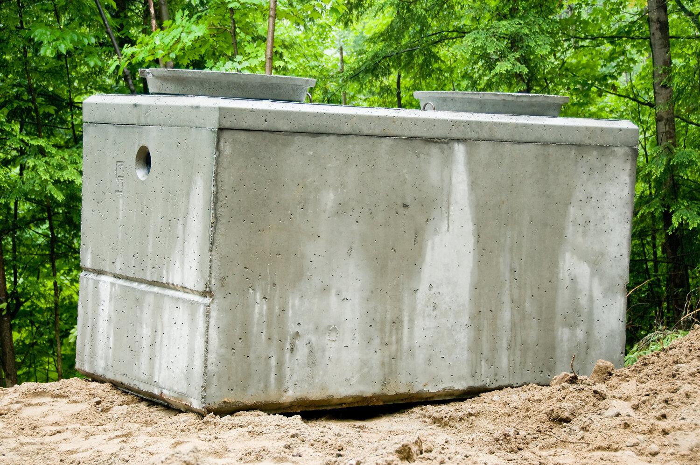 jenis septic tank