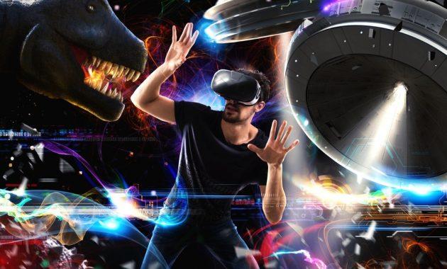 Bermain Slot Online dengan Fitur Virtual Reality