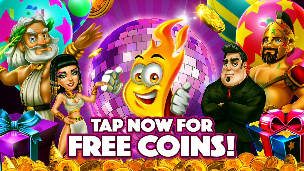 Jackpot Party - Casino Slots; Slot Games Terbaru