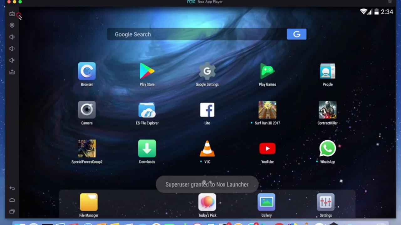 Download Domino QQ di PC Menggunakan Emulator Nox Player