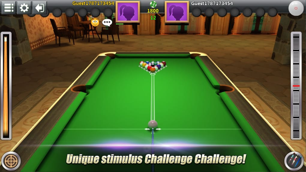 android billiard games