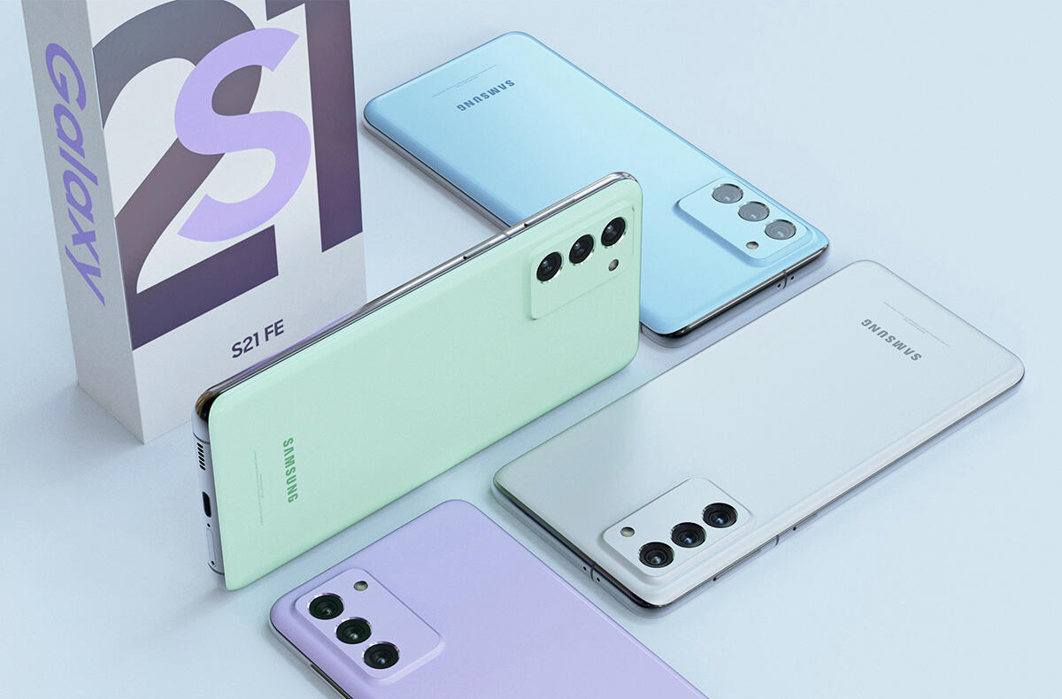 Ini Bocoran Desain dan Spesifikasi Terbaru Samsung Galaxy S21 FE